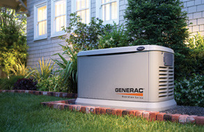 Generac Natural Gas Home Generator Bergen County NJ
