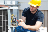 clarkstown tech services hvac system in rockland