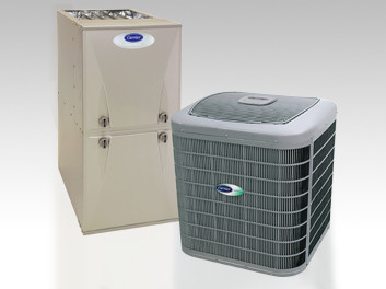 Heating and Cooling units from Clarkstown HVAC