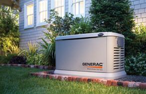 Generator installation and repair in Hillburn