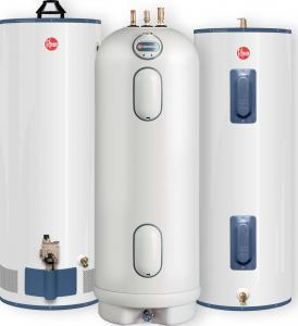 Clarkstown offers instant hot water heaters.