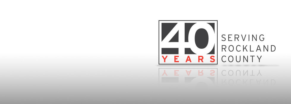 40 years serving Rockland County