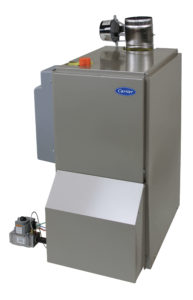 Carrier Comfort 82 gas fired boiler