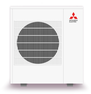 mitsubishi M Series Multi-Zone Outdoor ductless Unit