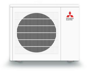 Mitsubishi M Series Single Zone Outdoor ductless Unit