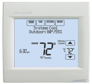 Honeywell VisionPRO 8000® Smart thermostat