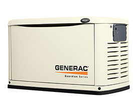 generac guardian series generator